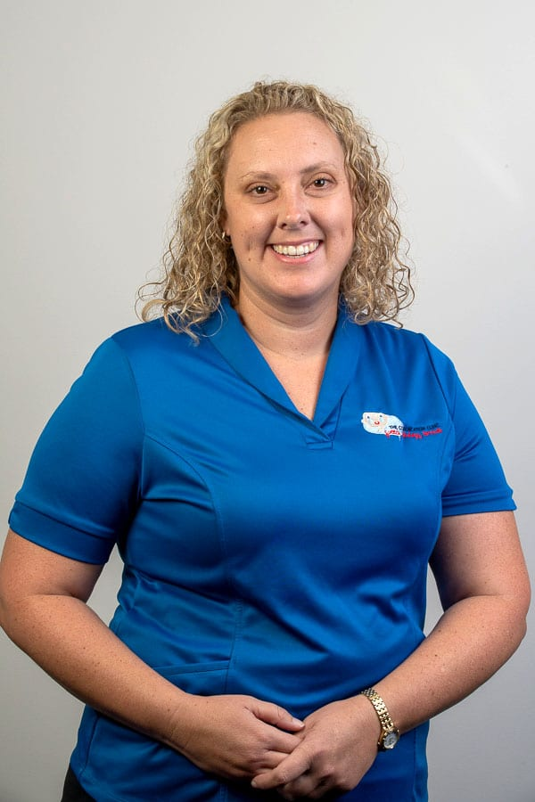 Corrine, Speech Pathologist | The Communication Clinic