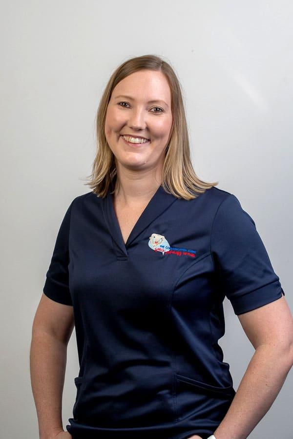 Merrin, Speech Pathologist | The Communication Clinic